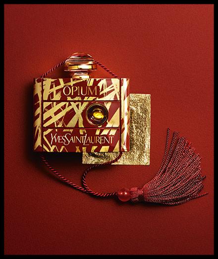 Coup de coeur, l'édition or d'Opium