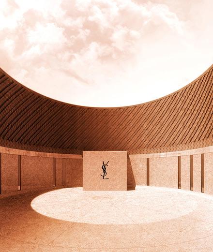 On en sait plus sur les deux musées Yves Saint Laurent à Paris et Marrakech