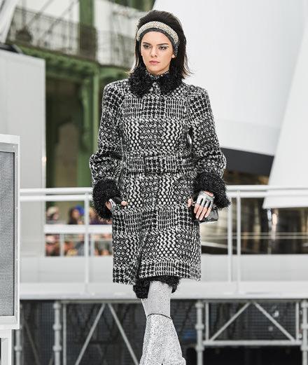 Chanel fall-winter 2017-2018 show