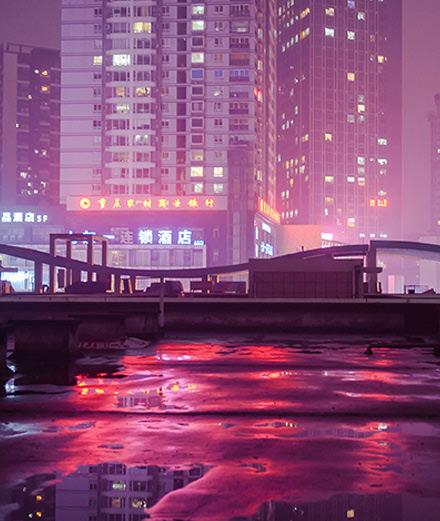 Portfolio : la Chine futuriste de Marilyn Mugot