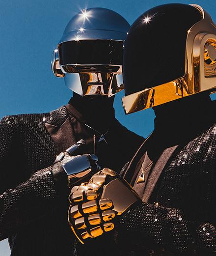 Un membre des Daft Punk dévoile un titre techno inédit