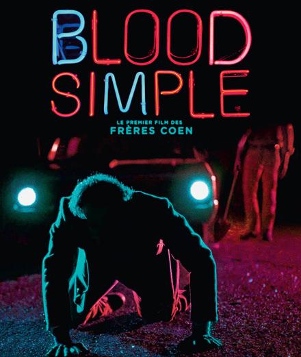 """""""Blood Simple"""", le premier film des frères Coen fait son retour en version restaurée"""