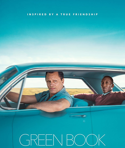 """Green Book"", le road-movie sacré aux Oscars"