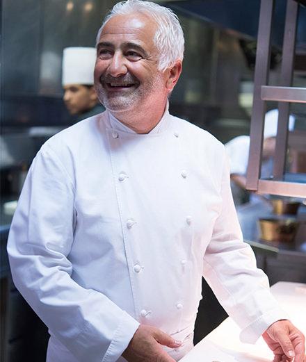 Guy Savoy : confessions d'un grand chef, pape de la gastronomie française