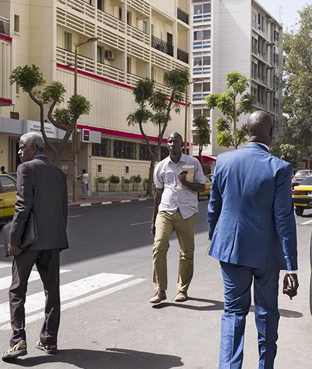Virée dans les mégapoles africaines à la Fondation Henri Cartier-Bresson