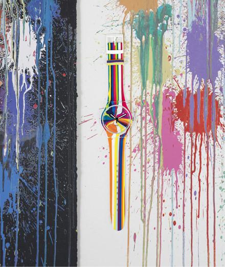 Ian Davenport, l'artiste aux 1 000 couleurs de la Biennale de Venise