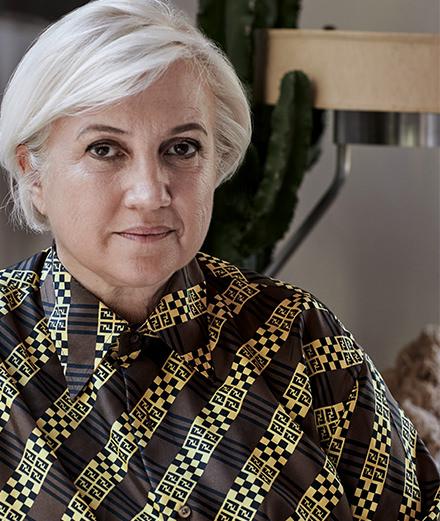 """""""La nuit, je faisais surtout ce qu'il ne fallait pas faire"""", rencontre avec Silvia Venturini Fendi"""
