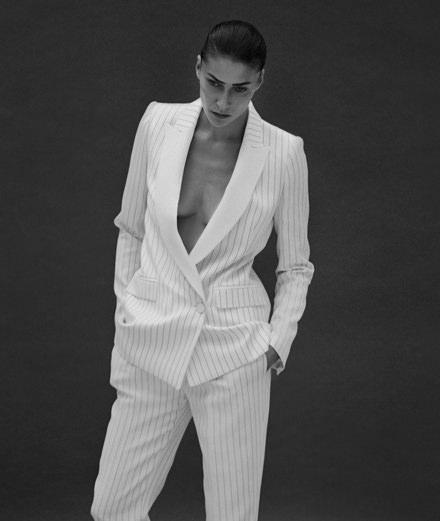 The tuxedo for women by Pallas