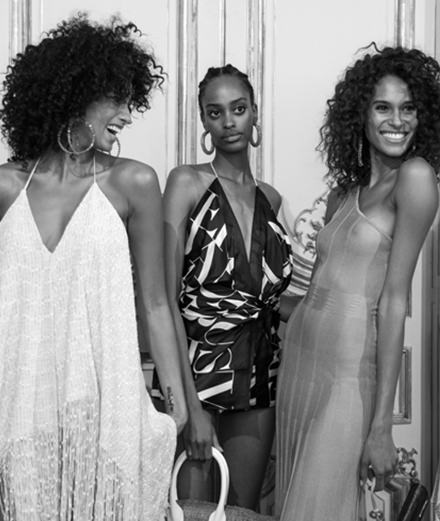 Backstage: Jacquemus Spring-Summer 2019 fashion show seen by Mehdi Mendas