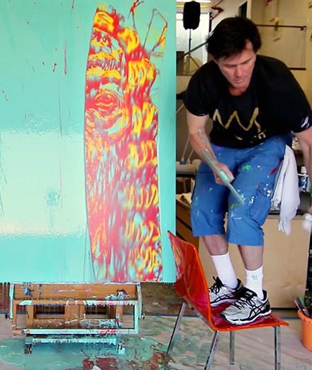 À quoi ressemblent les dessins de Jim Carrey?