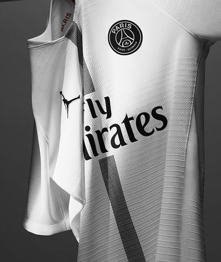 Nike Jordan rhabille le Paris Saint-Germain