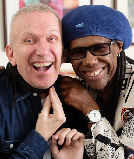 "Jean-Paul Gaultier convie Nile Rodgers à son ""Fashion Freak Show"""