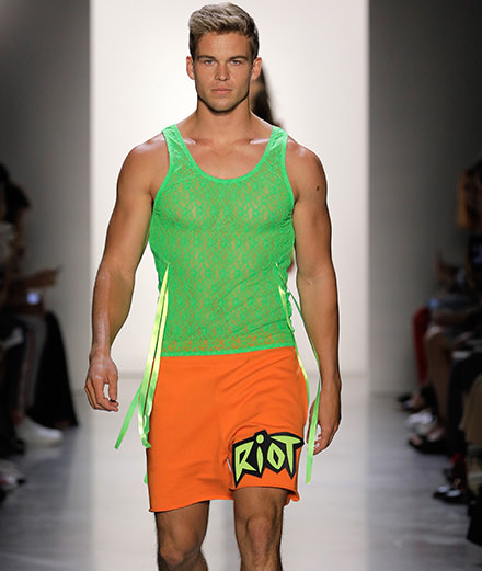 Jeremy Scott Spring-Summer 2019 fashion show