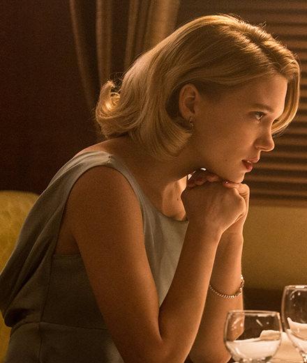 Léa Seydoux, réclamée par Daniel Craig pour le prochain James Bond