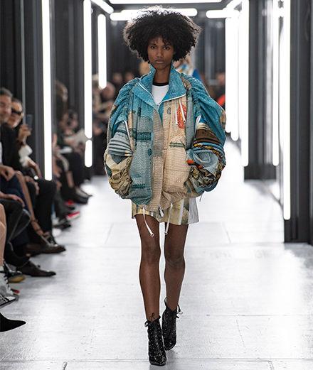 Le défilé Louis Vuitton printemps-été 2019