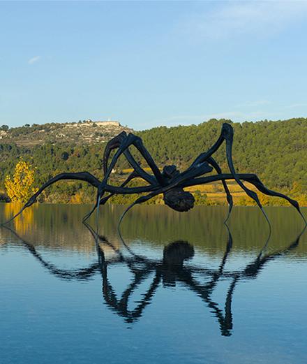 Les expos de l'été: l'art entre les vignes au château La Coste