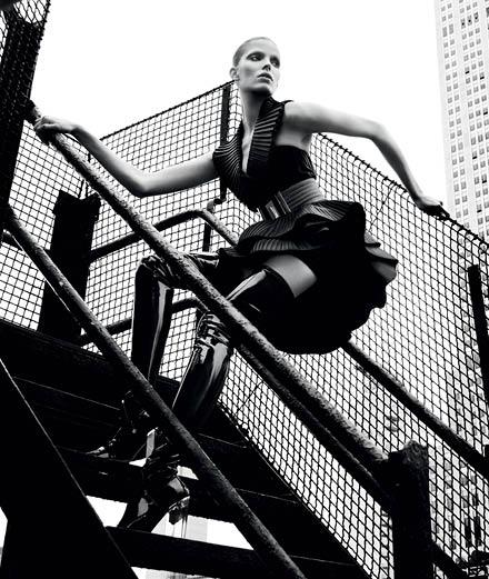 Manhattan rooftop <br> par Txema Yeste