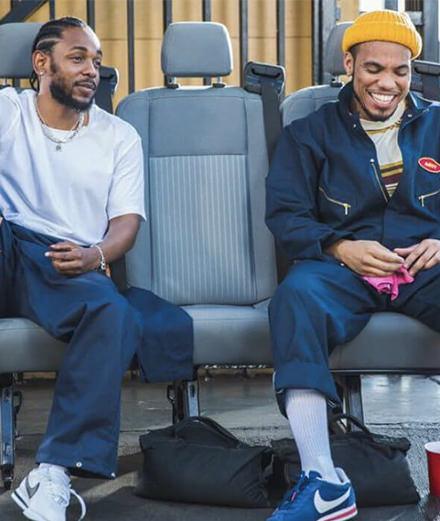 """""""Tints"""", la pépite funk de Kendrick Lamar et Anderson .Paak produite par Dr Dre"""