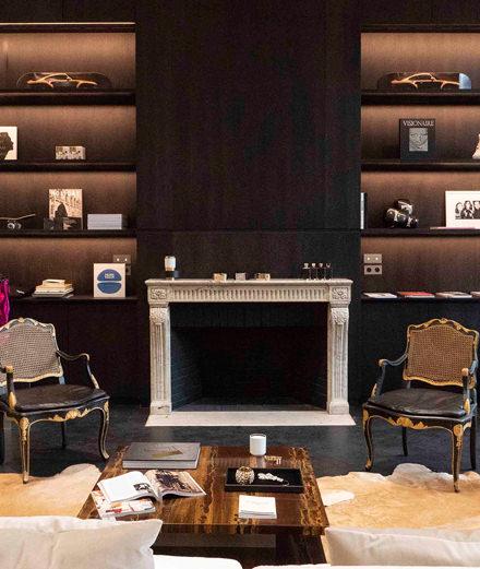 Chez Montaigne Market, Alexandre Vauthier nous ouvre les portes de son univers couture