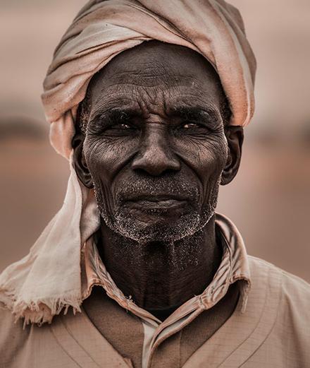 Serge Anton immortalise la sagesse africaine