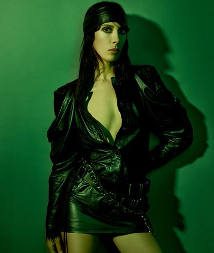 "La série mode ""Néo pop"", par Jean-Baptiste Mondino et Babeth Djian"