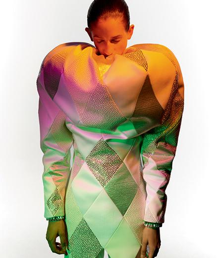 """La série mode """"Pop couture"""", par Daniel Sannwald"""