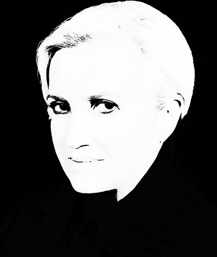 Interview: Karl Lagerfeld et Rome vus par Silvia Fendi