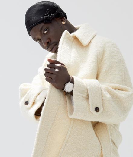 Le rappeur S.Pri Noir dans une vidéo exclusive pour Numéro