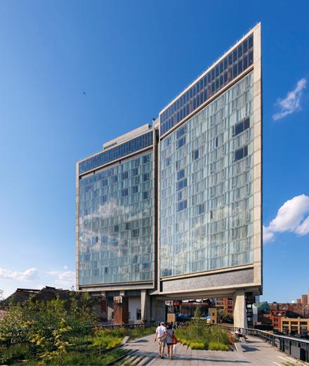 L'hôtel Standard, le luxe dans toute sa singularité