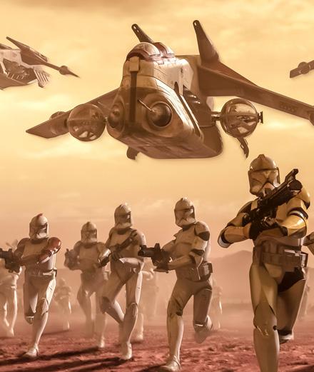 Star Wars étend encore sa galaxie avec la série The Bad Batch
