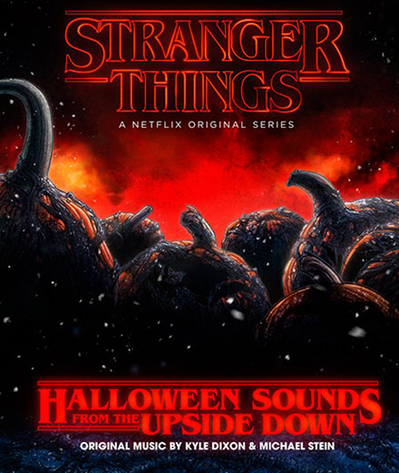 """Halloween Sounds from the Upside Down"", la playlist glaçante de Stranger Things"