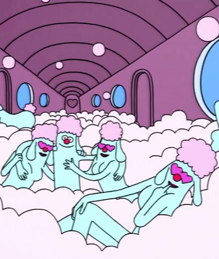 """The Avalanches dévoile le clip déjanté et euphorique de """"Subways"""""""