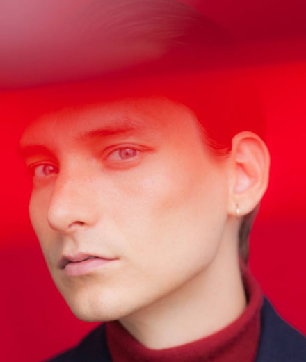 Who is Thomas Azier, the darkly romantic electro artist?