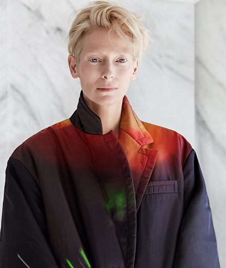 "Interview with Tilda Swinton: ""I have never described myself as an actress."""