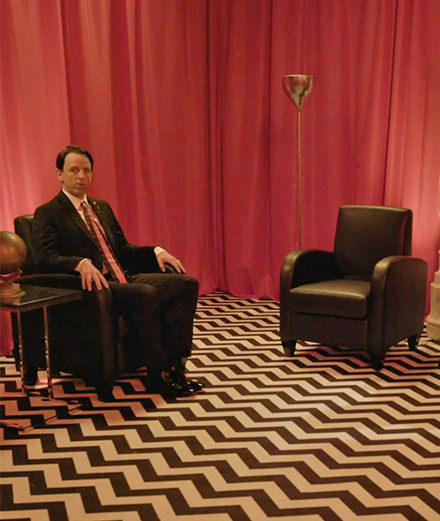 Twin Peaks VR: the immersive experience that will bend your mind