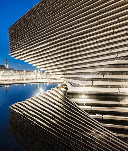Rencontre avec Kengo Kuma, l'architecte du V&A Dundee