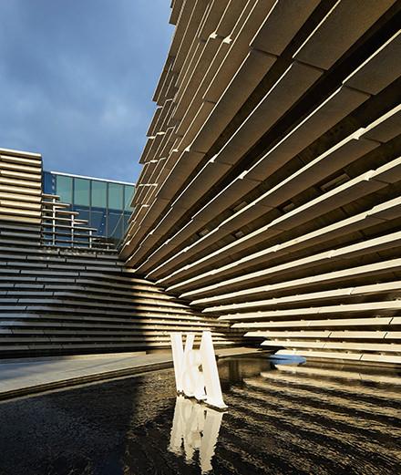 À quoi ressemble le V&A de Dundee, premier musée consacré au design en Écosse ?
