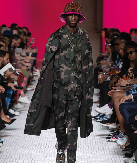 Valentino men spring-summer 2019 fashion show