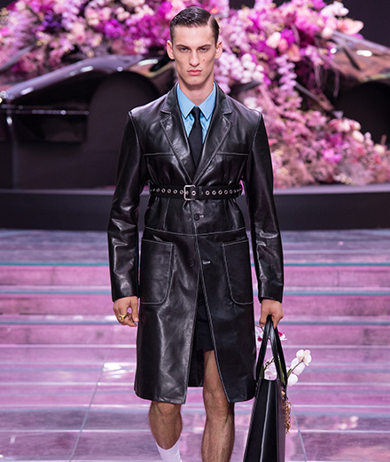 Versace Men Spring-Summer 2020 fashion show