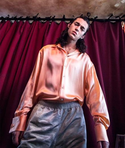 Backstage : le défilé homme Y/Project printemps-été 2017