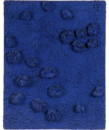 Plongée dans le bleu d'Yves Klein, au musée Soulages de Rodez