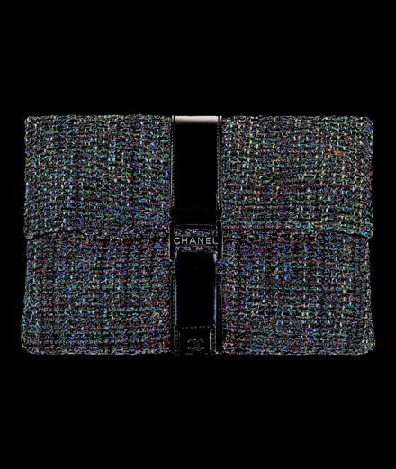 L'objet fétiche de la semaine : le sac pochette Chanel