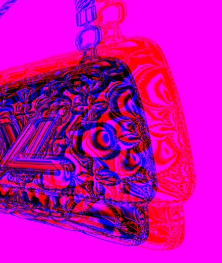 L'objet fétiche : le sac Louis Vuitton