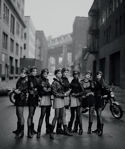 Et Lindbergh… créa la femme