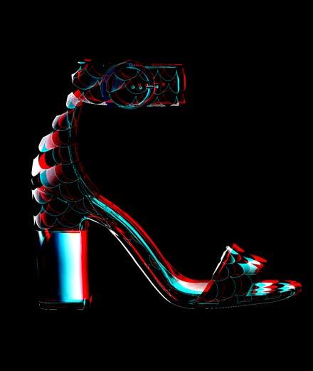 L'objet fétiche : la sandale podium de Roger Vivier