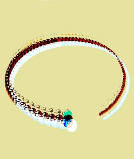 Le collier Spectrum de Nikos Koulis