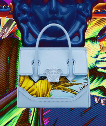 L'objet du jour : le sac Palazzo Empire de Versace