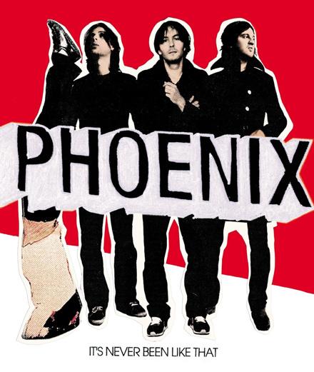 Mais qu'écoutait Phoenix en août 2004 ?