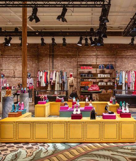 """""""Gucci Wooster"""", la boutique du futur selon Gucci"""
