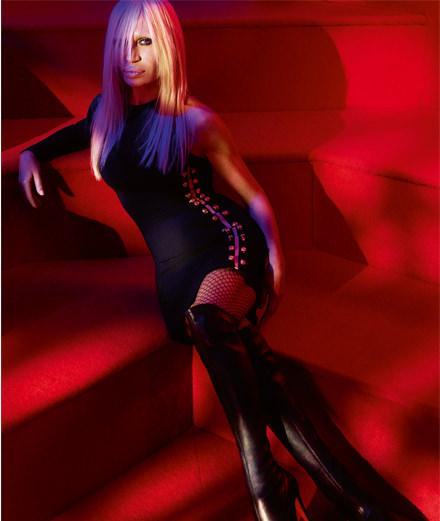 ILS ONT FAIT 2015: Donatella Versace et Anthony Vaccarello